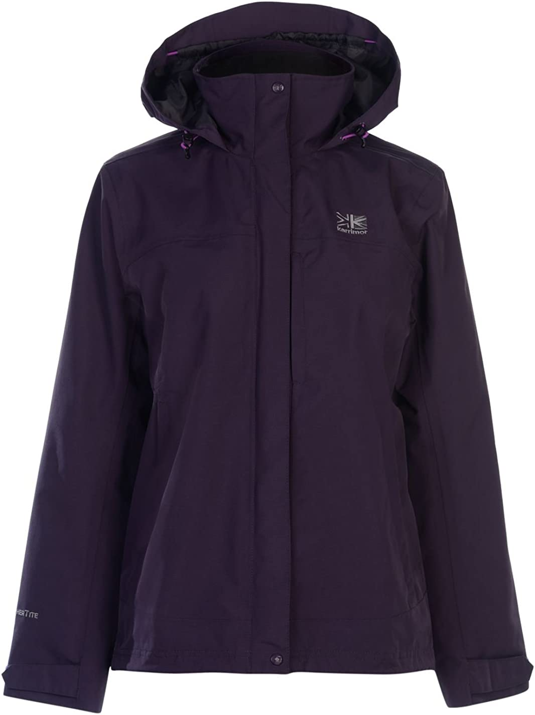 Womens Karrimor Urban Weathertite Jacket Waterproof New