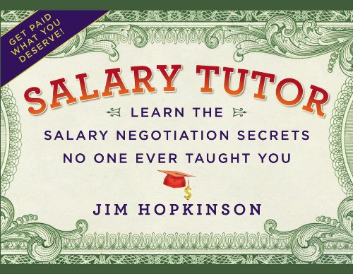 Salary Tutor  Learn The Salary Negotiation Secrets No One Ever Taught You