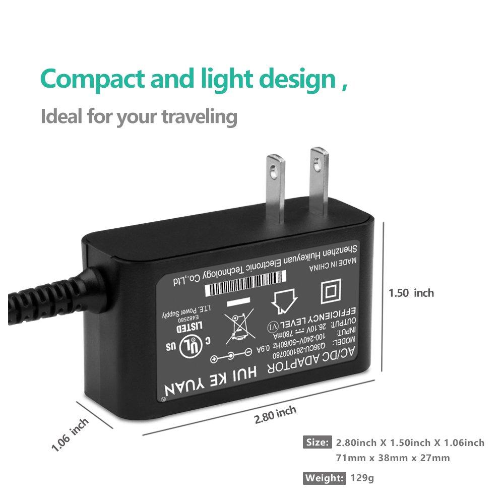 [UL Listed] TFDirect Power Adapter Charger for Dyson Cordless Vacuum Cleaner V8 V7 V6 SV03 SV04 SV06 SV07 SV09 SV10 SV11 (Absolute, Animal, Slim, Fluffy & Motorhead), Replace P/n:967813-02 965875-07 by TFDirect (Image #2)