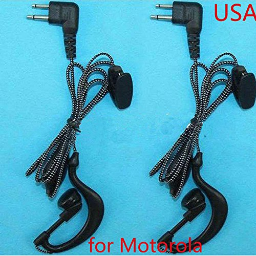 yan Headset/Earpiece for Motorola Radio XTN XU2100 XU2600 -US STOCK