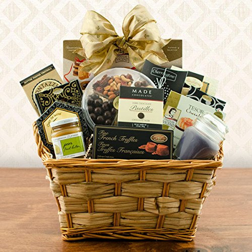 Puff Pastry Hors Doeuvres (Deepest Sympathy Gift Basket)