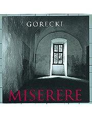 Gorecki: Miserere