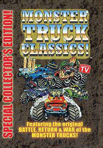 - Monster Trucks Classics Collector's Edition - the Original Battle, Return and War of the Monster Trucks