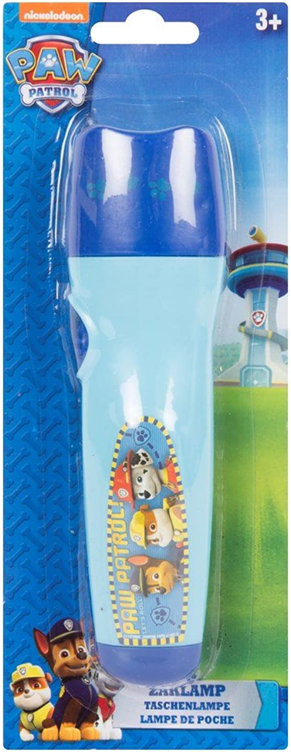 Producto Oficial nickelodeon Paw Patrol Chase Azul Proyector Reloj ...