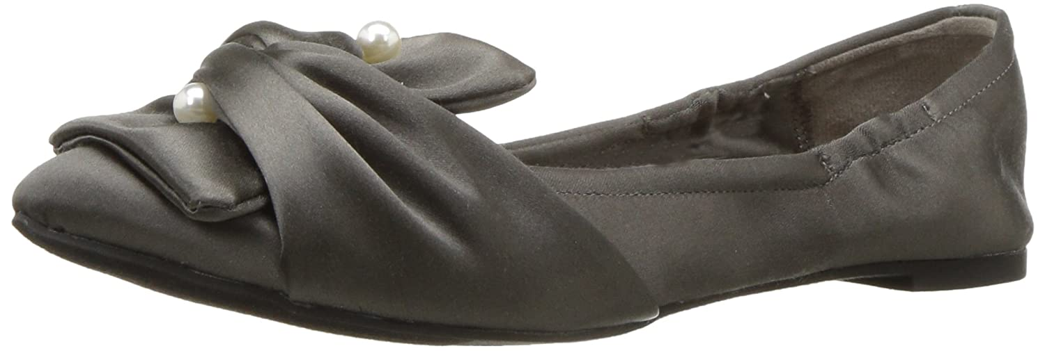 Report Women's Barron Ballet Flat B0721PWYFR 11 B(M) US|Dark Grey