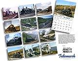 Baltimore & Ohio 2016 Calendar 11x14