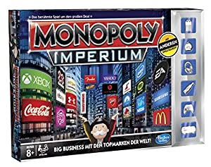 Hasbro A4770398 Monopoly Imperium - Edition 2014