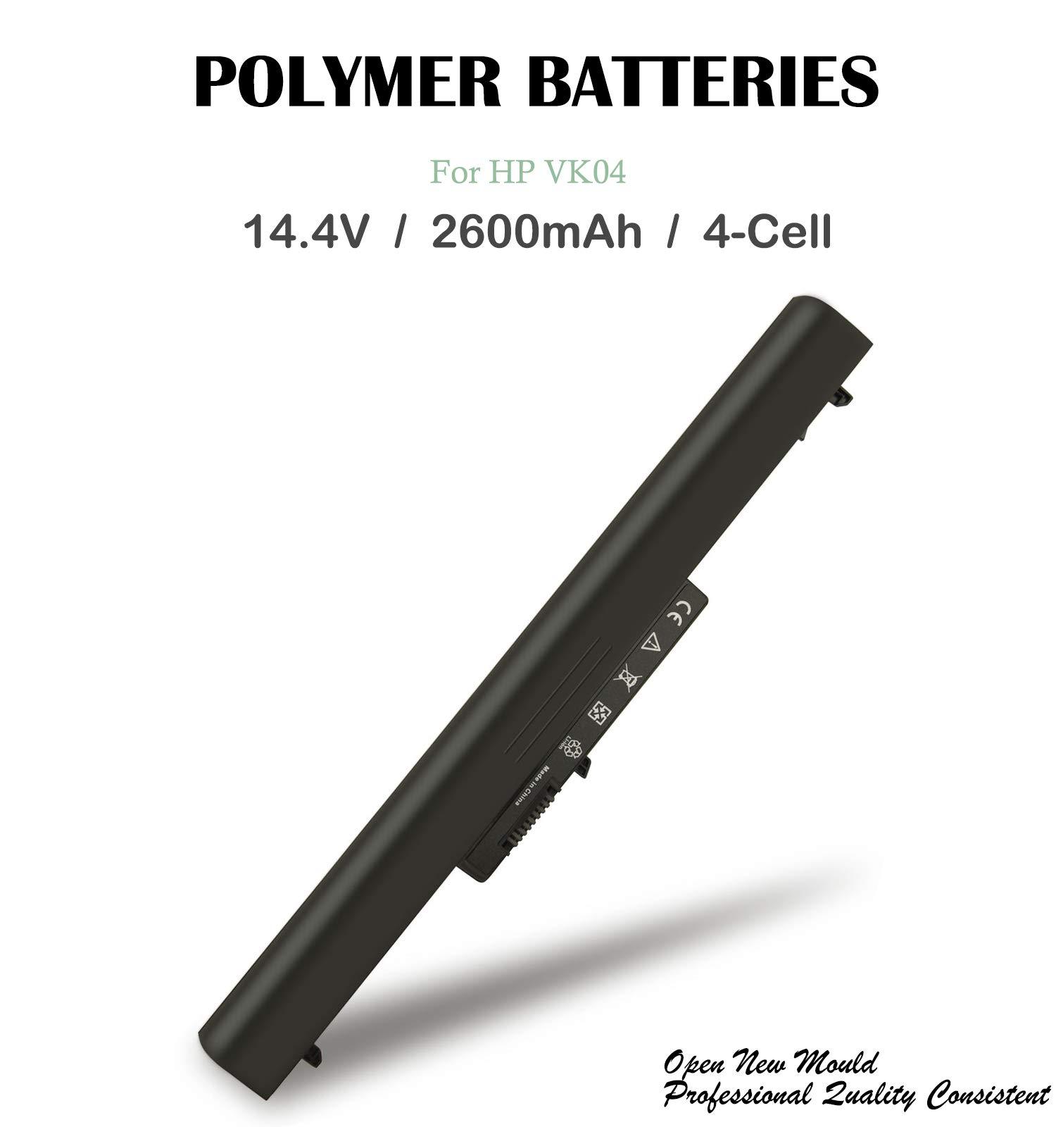Bateria VK04 HP Pavilion Sleekbook 14 b000 15 b000 695192 00
