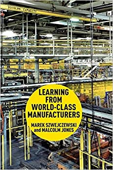 Book Learning From World Class Manufacturers