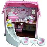 Toho - 290328 - Maison de Princesse - Hello Kitty