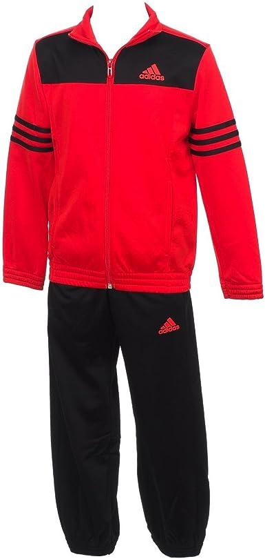 Chándal deporte niño Adidas K Pes Lin TS - 48487 (110): Amazon ...
