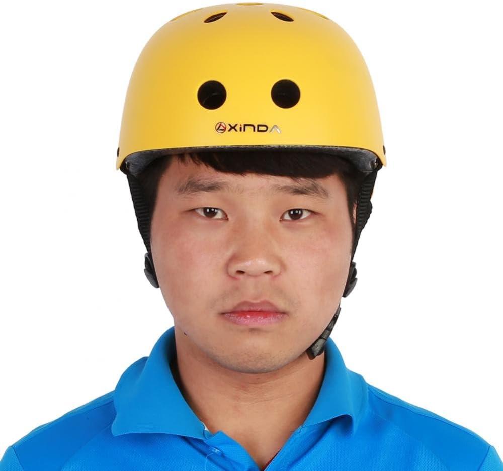 Multi-Sport Helmet Skateboard Drifting Adjustable Sports Helmet Protective Gear for Climbing
