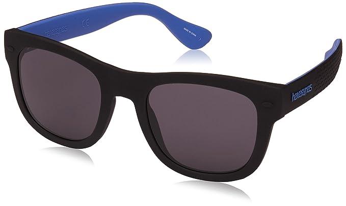 HAVAIANAS PARATY/L BLK BLUE (D51 IR) - Gafas de sol: Amazon ...