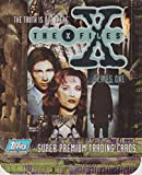 The X-Files - Lot of 10 Packs of Topps Super Premium Trading Cards (6 Cards per Pack)