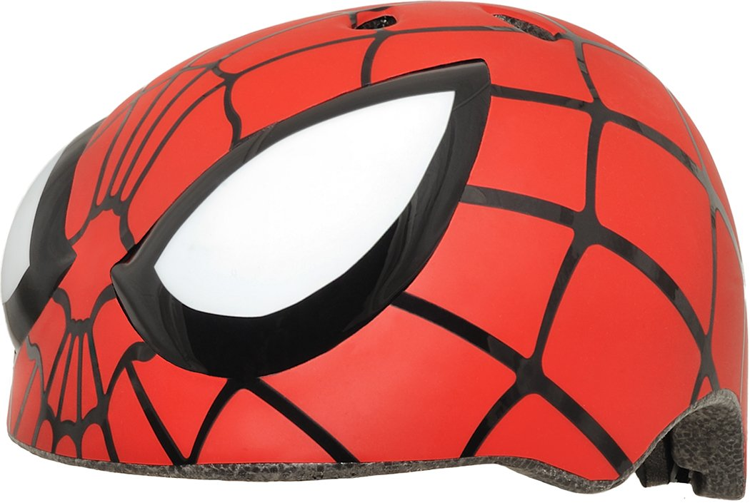 BELL Kids' Spiderman Hero MS 3D Helmet, Multi Coloured, 50-54 cm 7074673