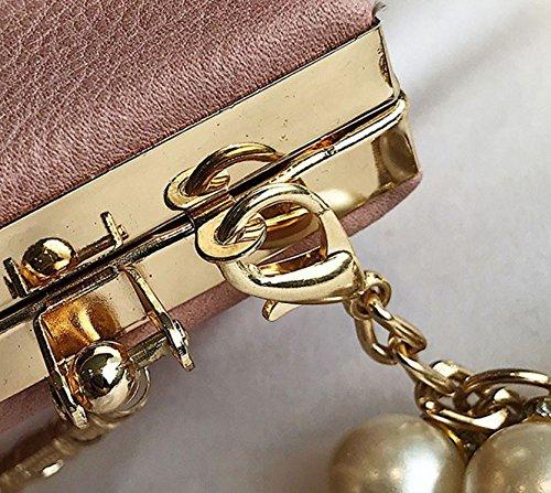 Gothic Nite Clutch Women Shoulder Lolita Purses closet Handbag for Bag Victorian Black Vintage qttwZfS