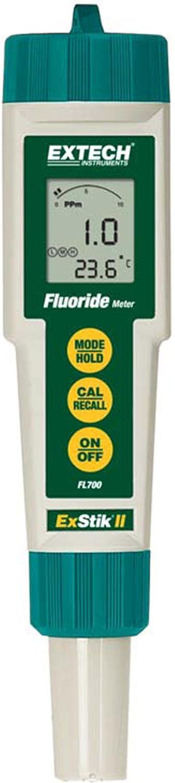 Extech EC500 Waterproof ExStik II pH/Conductivity Meter