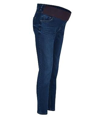 NEW LOOK Maternity Over Bump Skinny Jeans Pregnancy Black Jeggings Sizes 8-20
