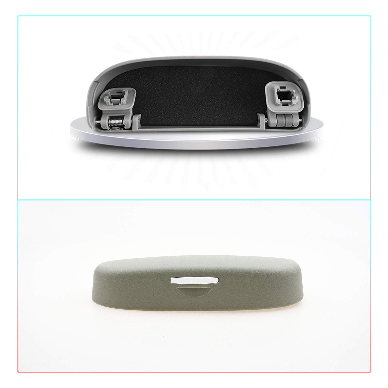 Auto Brillenhalter Auto Glasses Case Holder Brillenetui K/äfig 2014-2018 CDEFG Sonnenbrillenhalter Brillenetui f/ür Toyota Rav4 Beige
