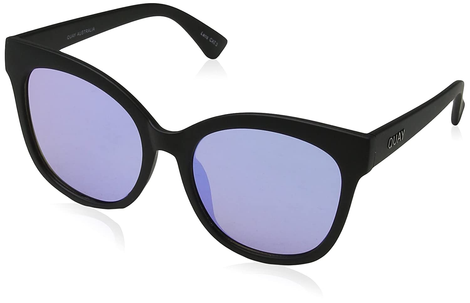 Lunettes de soleil Quay Australia QW-000144 ITS MY WAY Black //. DTjxYO