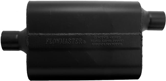 /aggressive Sound /2.25/Center in//2.25/offset out/ Flowmaster 942447/super 44/marmitta/