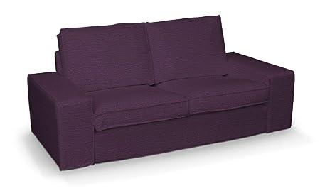 Dekoria Kivik Loveseat Cover For Ikea Kivik Violet Kivik 2 Seater