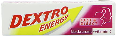 Dextro Energy Glucose Blackcurrant - Pack of 14 Tablets