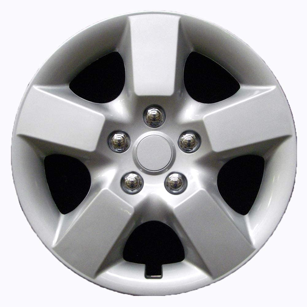 Fits Nissan Rogue 2008-2015 16-inch Replacement Wheel Cover 1-Piece Premium Replica Hubcap
