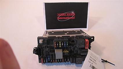 amazon com 2008 2009 mercedes benz e350 sam control fuse box rh amazon com