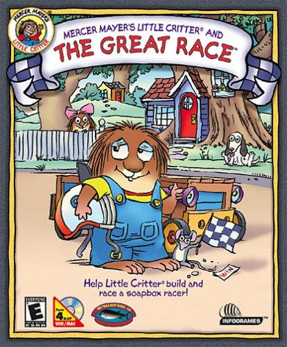 Mercer Mayer's Little Critter and the Great Race by Atari