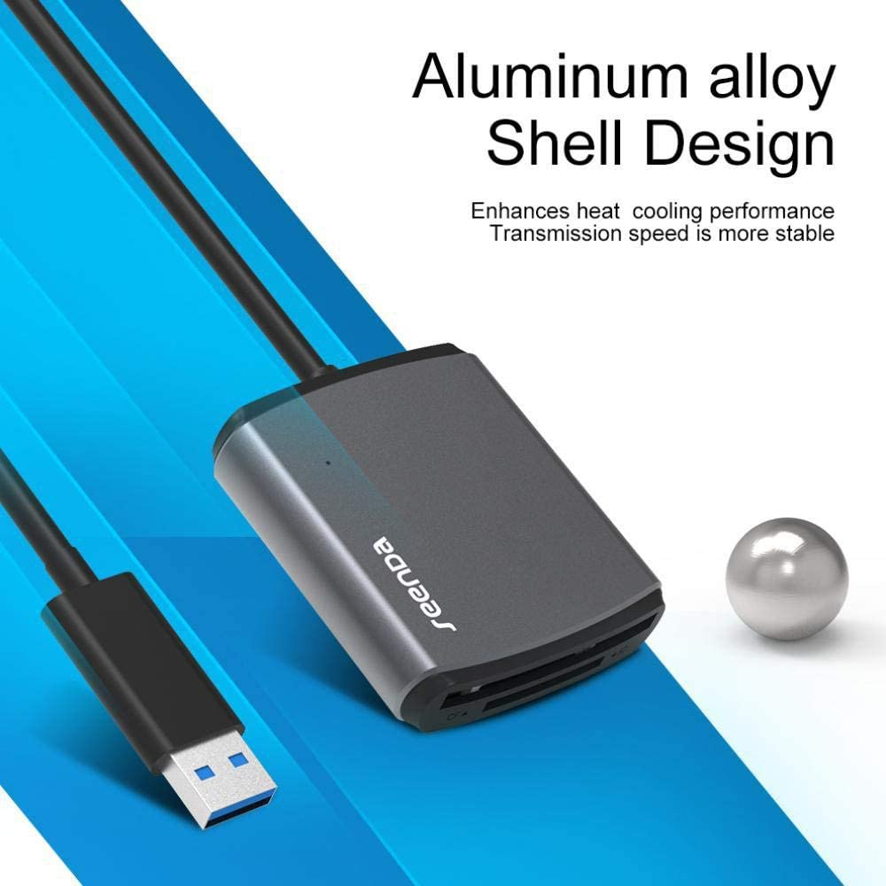 USB3.0 Card Reader High-Speed Multi Camera Memory Card SD CF TF MS Mobile Phone OTG Card Reader for PC Laptop Card Reader
