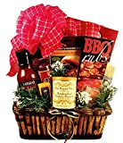 BBQ Holiday Gift Basket for Men - Size Small