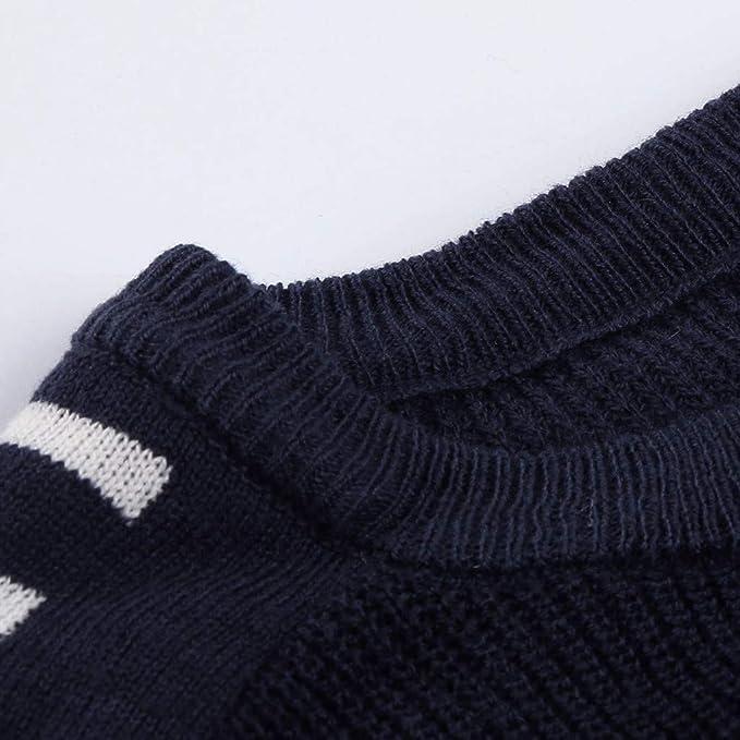 ¡Gran promoción!Camisas para Hombre Rovinci Guapo Invierno cálido Manga  Larga Color sólido Suéteres de Punto Blusas  Amazon.es  Ropa y accesorios c551359d01c53
