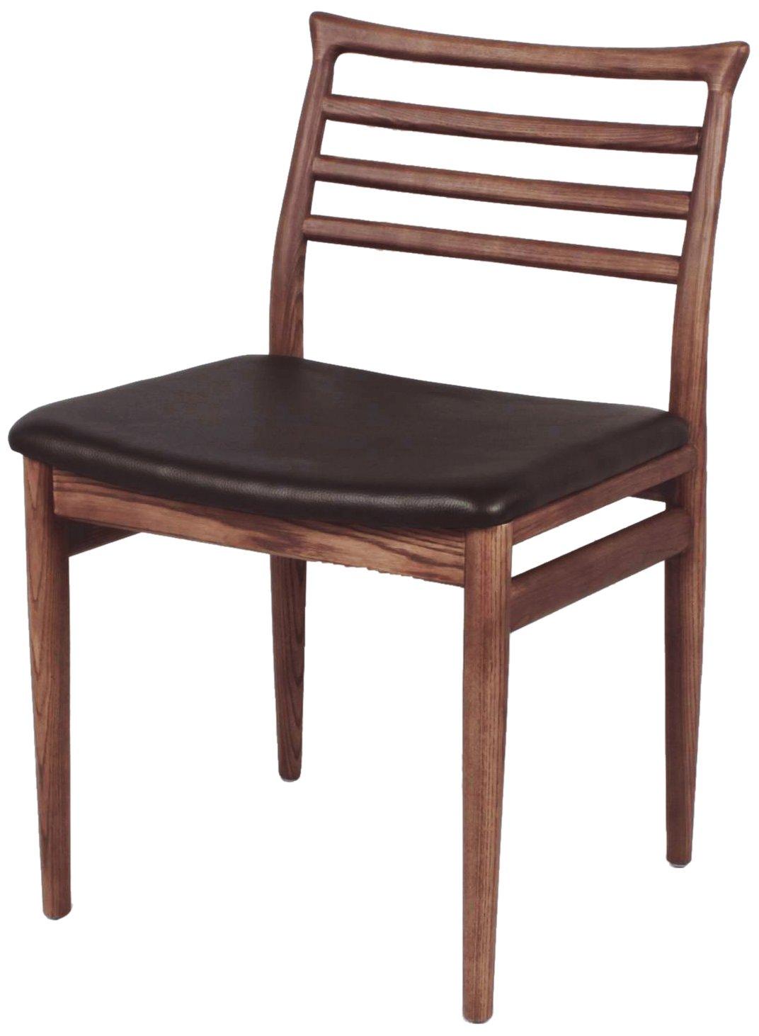 Control Brand Childrens Mid Century Side Chair in Wood Eiffel Base