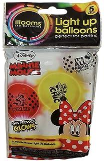 15 Pack-Green DEL Balloominate Ballons-Light Up ballons Vert