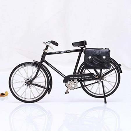 DAGE&NN Creativo Antiguo Modelo De Bicicleta Adornos Vintage para ...