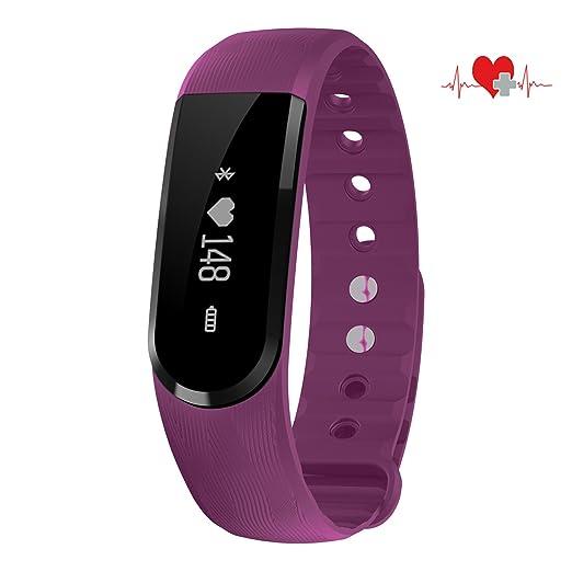 29 opinioni per COOSA ID101 Intelligente Braccialetto Smart orologio sportivo da polso