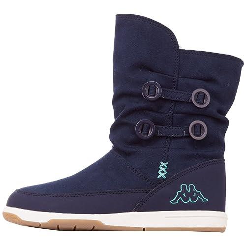 Kappa Cream Kids, Botines para Niñas, Azul (Navy/Mint 6737), 37 EU: Amazon.es: Zapatos y complementos