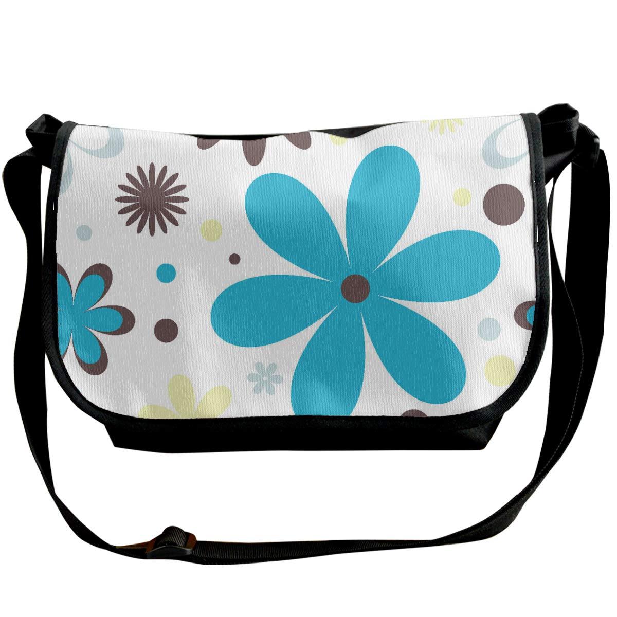 XIANGXIANG SHOP Cartoon Background Fashion Unisex Casual Popular Outdoor Sling Bag Messenger Bag Shoulder Bag