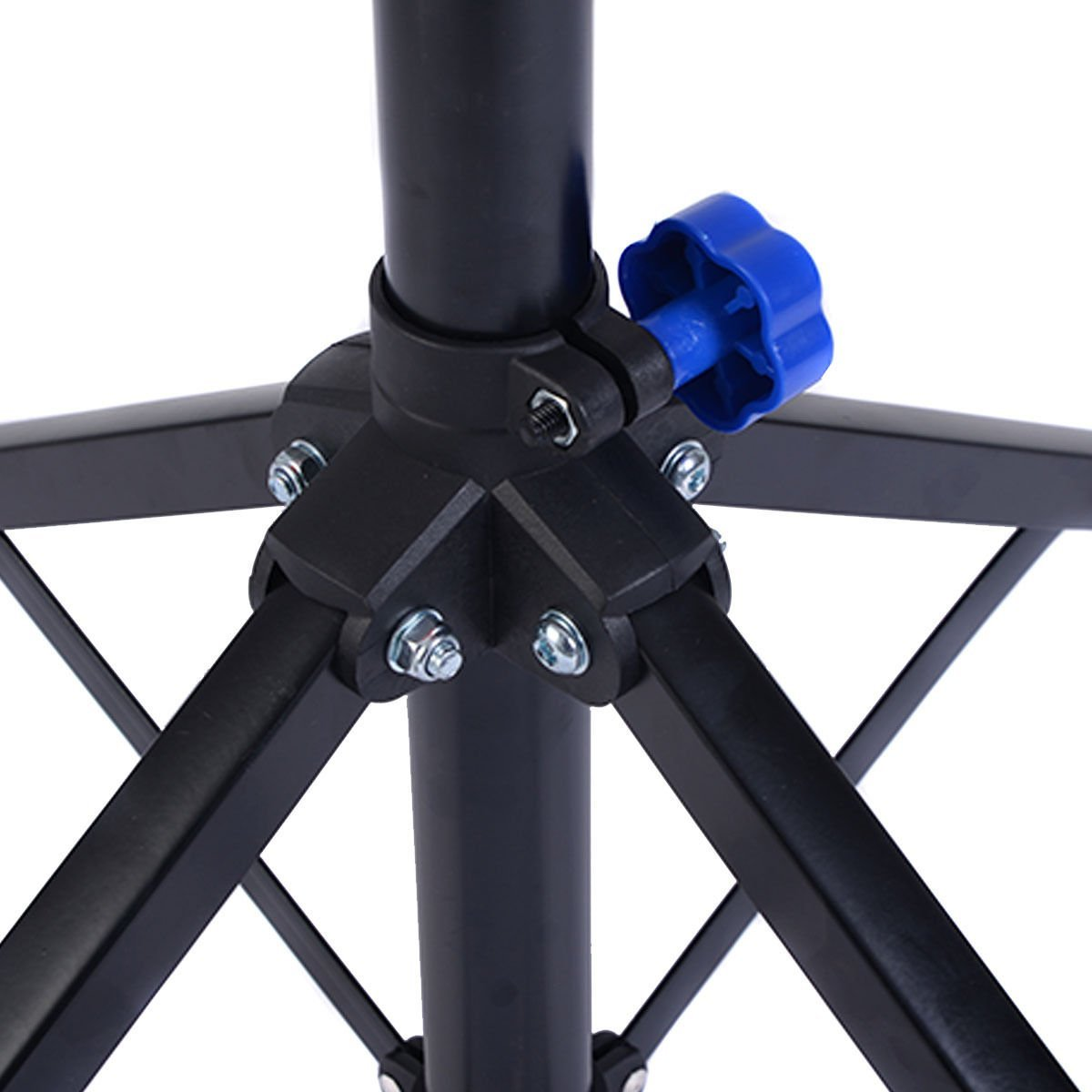 S AFSTAR Pro Mechanic Bike Repair Stand Adjustable 41'' To 75'' Cycle Rack Bicycle Workstand with Tool Tray by S AFSTAR (Image #4)