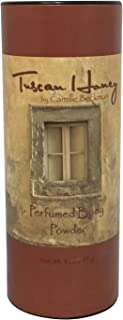 product image for Camille Beckman Perfumed Body Powder, Tuscan Honey, 3 Ounce
