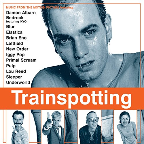 CD : Soundtrack - Trainspotting (CD)