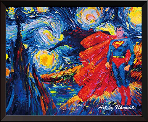 Starry Night Over the Rhone – Painting by Vincent Van Gogh Essay