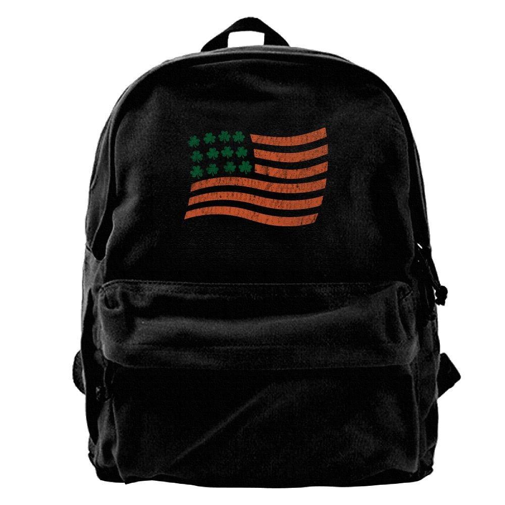 Choson OUTDOOR_RECREATION_PRODUCT One Size US Irish American Flag B077HLMKN1