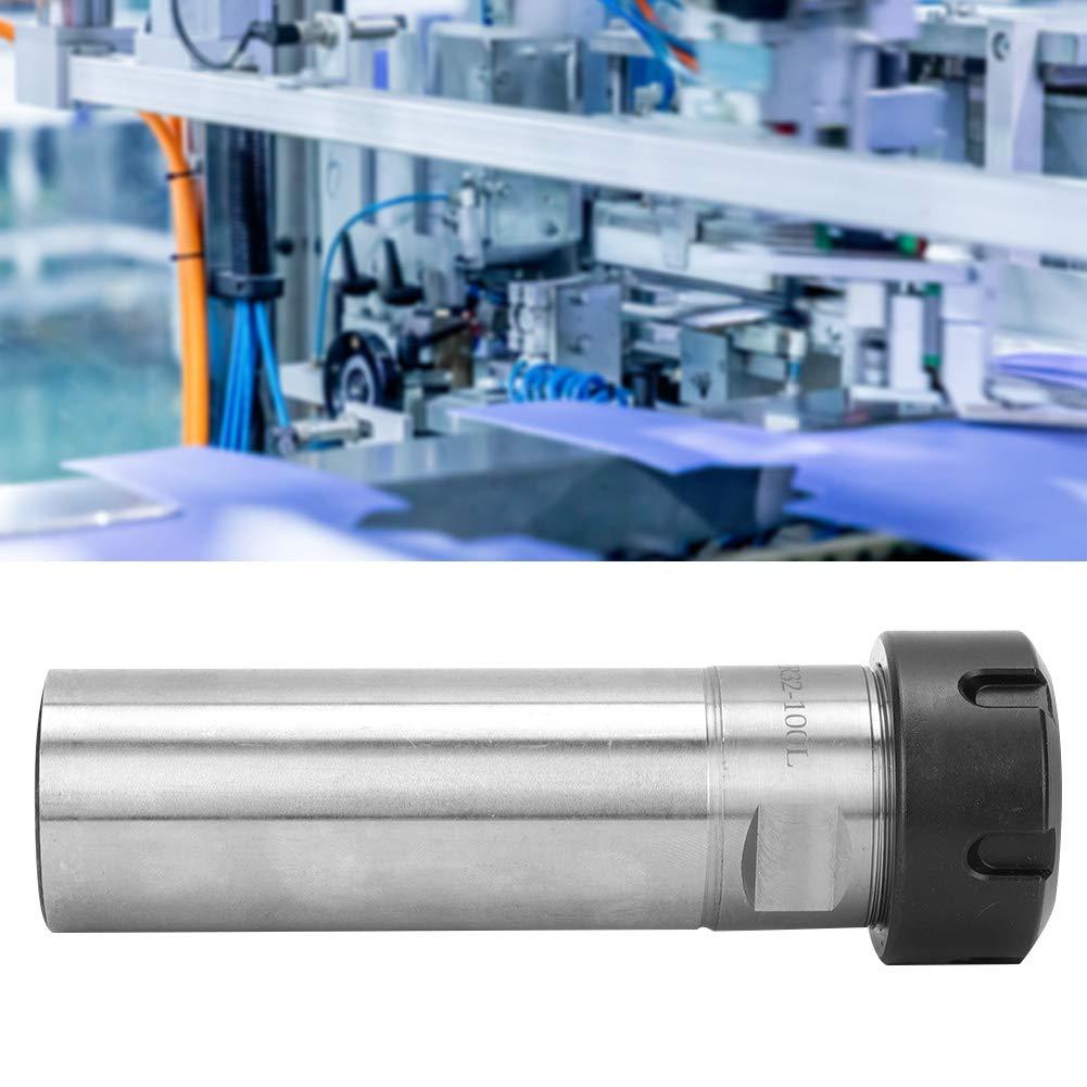 ER32 Support de pince de serrage,C40-ER32-100L Support de pince de serrage extension Jambe droite Collier de serrage Extension de pi/èces de machine de gravure