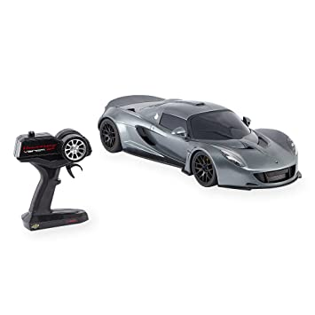 862cc0041196 Buy Toys R Us Fast Lane 1 8 Scale Remote Control Hennessey Venom GT Online  at Low Prices in India - Amazon.in