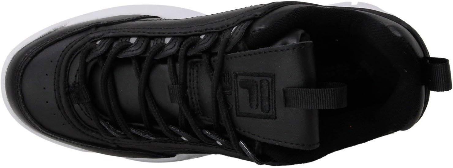 Fila Dames Disruptor Low Wmn sneakers Black White White
