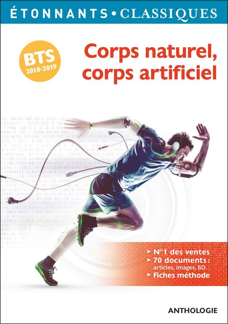 Amazon Fr Corps Naturel Corps Artificiel Programme Bts 2018