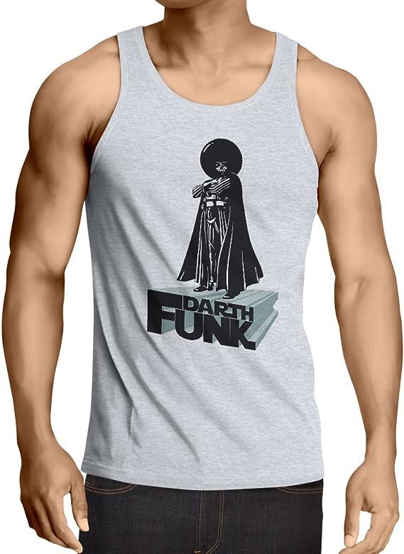 N4347V Camiseta sin Mangas I Love Funk: Amazon.es: Ropa y ...