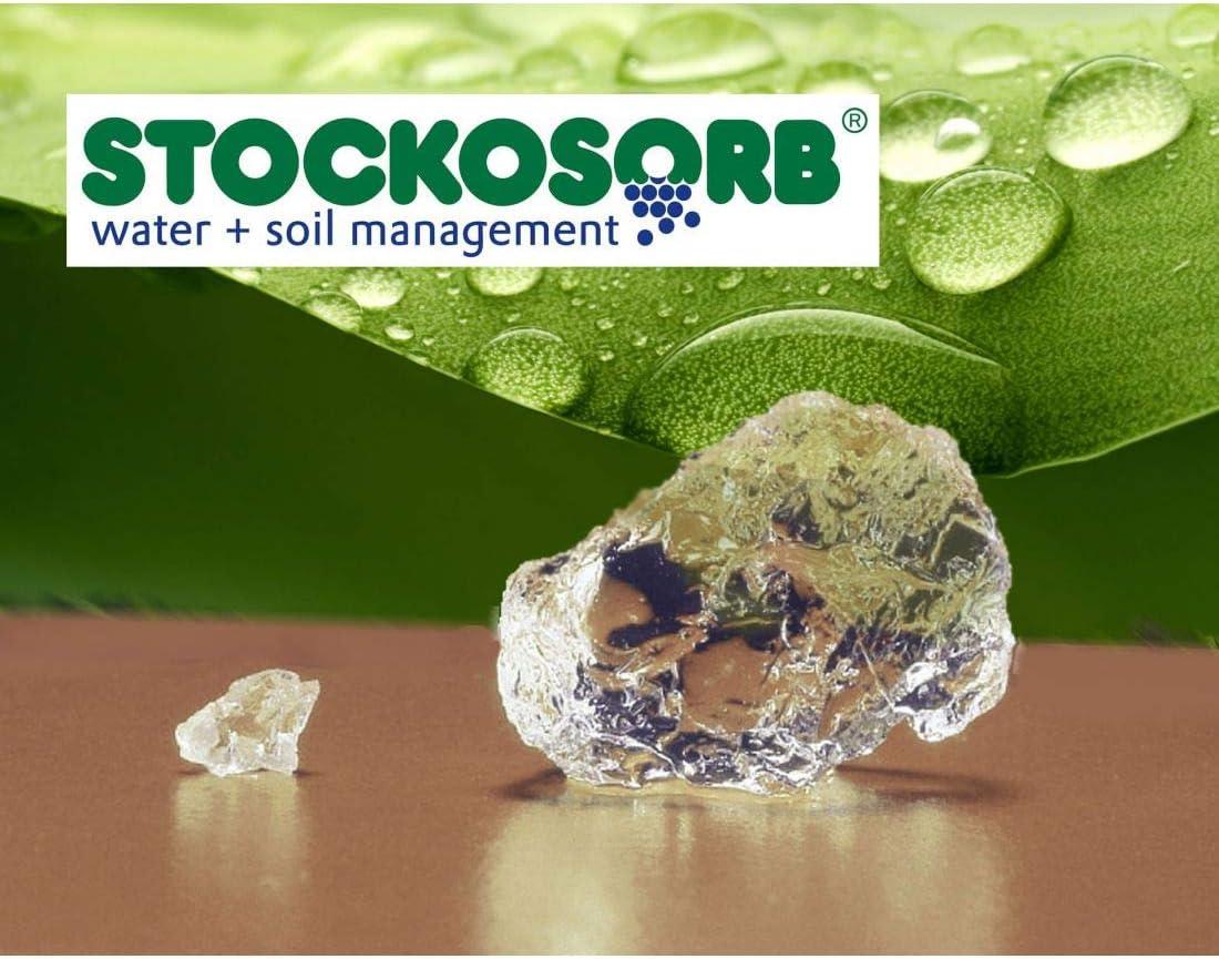 COCOPOT HidroGel 1Kg. Retenedor de Agua para 1250L. de sustrato